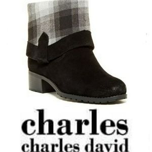 CHARLES by CHARLES DAVID June bootie
